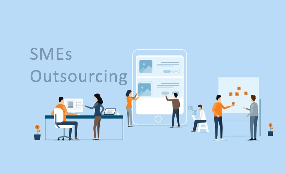 Importance of Outsourcing for SMEs